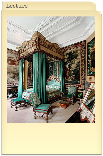 Medieval beds through to the 18th century