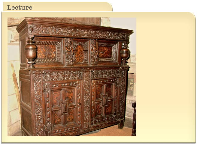 17th Century Cupboard
