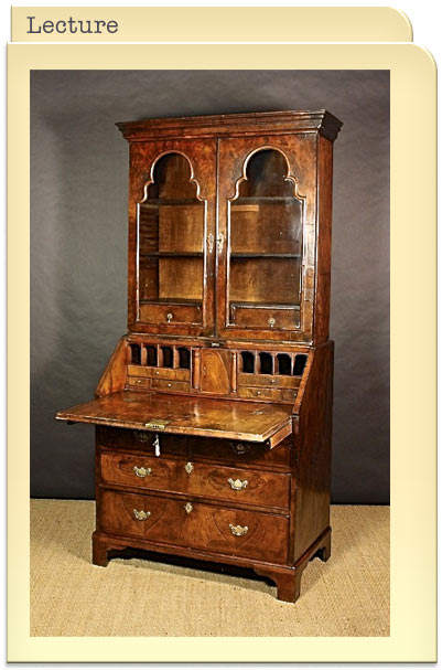 Early 18th Century Walnut Furniture