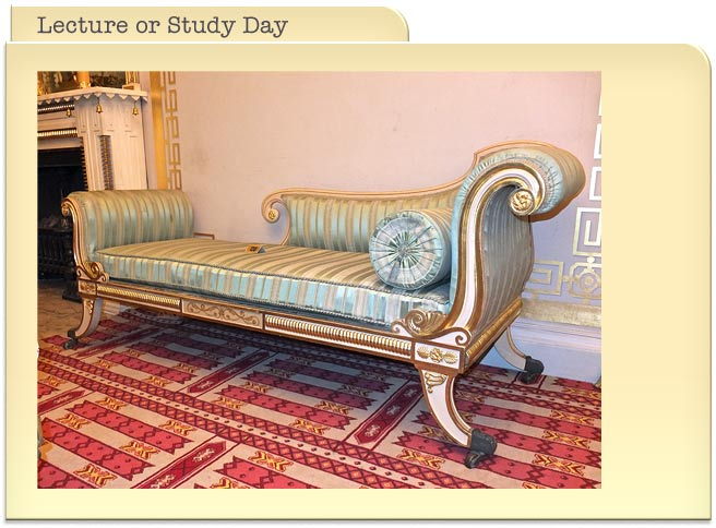 Regency and Victorian Furniture