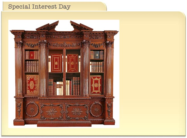 The Age of Elegance: Georgian Furniture Special Interest Day